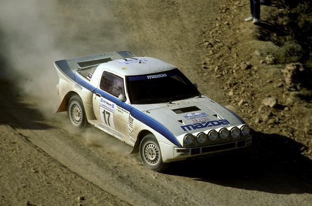 Mazda « Group B Rally