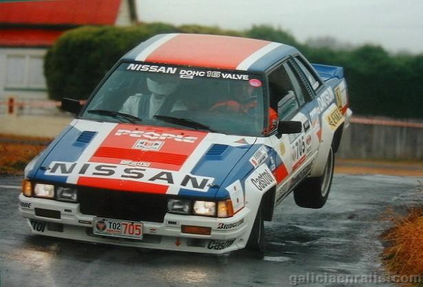 Nissan 171 Group B Rally